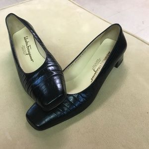 Salvatore Ferragamo Boutique Women's Shoe
